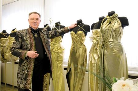 Персональная выставка Вячеслава Зайцева в Музее моды