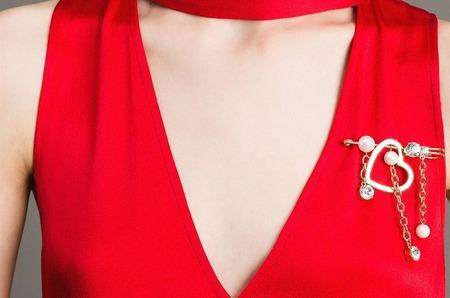 Сердечный блеск: дизайнерские украшения ко Дню Святого Валентина