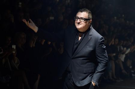 Альбер Эльбаз готовится к запуску новой линии одежды