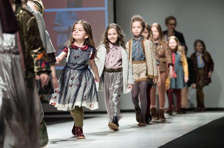 Показ Paade Mode осень-зима 2017-18 в рамках Riga Fashion Week