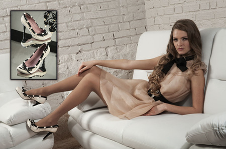Paolo Conte. Женская коллекция обуви и аксессуаров Весна/Лето-2011