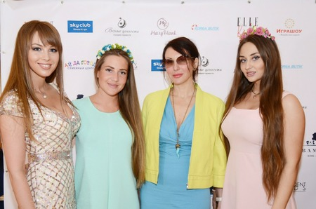 "Mama's Fashion Day в ""Рибамбель"""