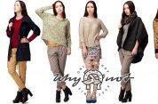 Интернет-магазин WHY NOT SHOP предлагает сочетать винтаж и дизайнерскую одежду