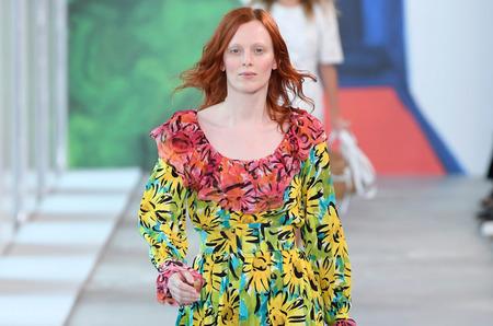 Неделя моды в Нью-Йорке: Michael Kors Collection. Весна, 2019