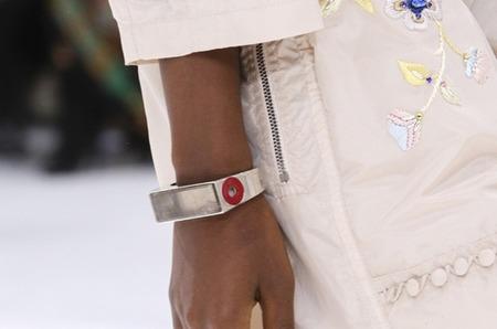 Кутюрная  коллекция Dior осень 2014: украшения и аксессуары