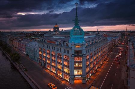 DesignBoom открывает первый магазин в Санкт-Петербурге