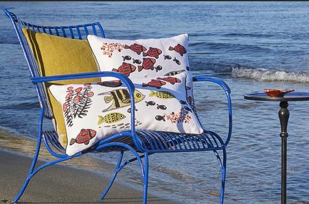Yves Delorme представил новую коллекцию в морском стиле