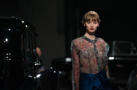 В Рижском моторном музее состоялось открытие 26-ой сессии Рижской недели моды