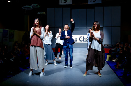 В Алматы прошла 19-я Международная выставка моды Central Asia Fashion Spring-2017