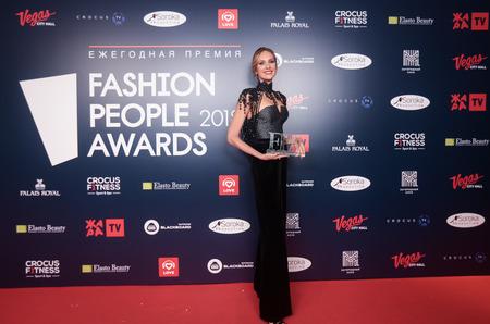 Анастасия Щипанова - победитель номинации Fashion художник года 2018