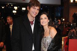 Escada примет участие в благотворительном вечере Деми Мур и Эштона Катчера