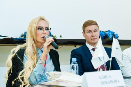 Алиса Лобанова на ПМЭФ-2019: об инновациях, игрушках, моде и культурной программе