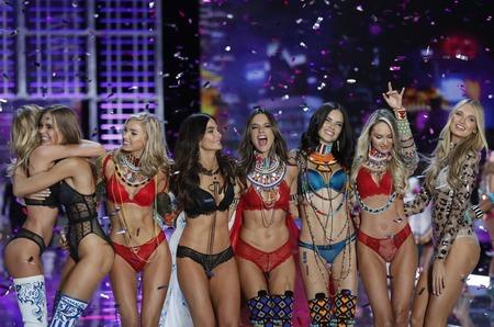 Прощайте, ангелы Victoria's Secret!