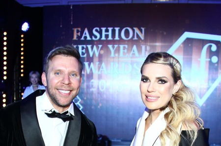 Церемония телеканала Fashion TV Russia  «Fashion New Year Awards 2018»