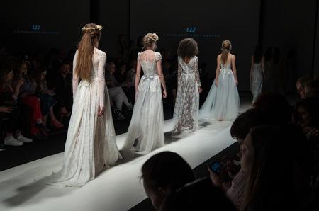 Показ Katya Katya Shehurina осень-зима 2017-18 в рамках Riga Fashion Week