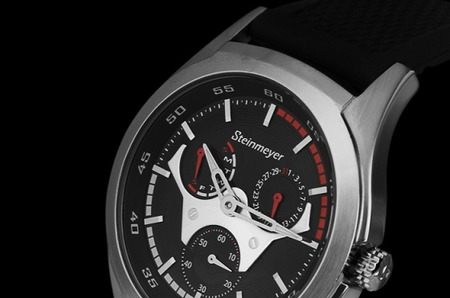 Немецкий бренд Steinmeyer представил часы для «экстремально крутых парней»