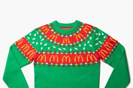 Фаст-фуд и фаст-фэшн: McDonald's представил коллекцию одежды