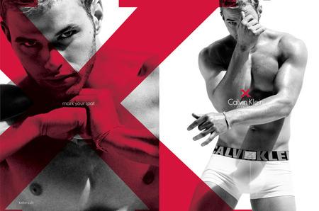 Новые лица рекламной кампании Calvin Klein Underwear