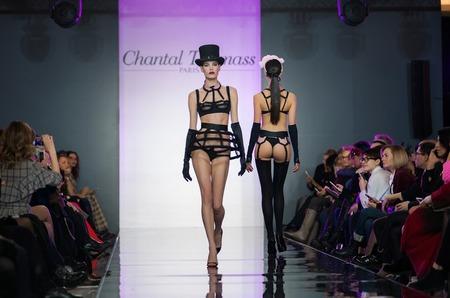 В Москве презентовали новую коллекцию белья от Chantal Thomass