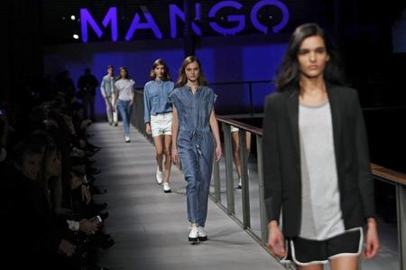 Марка Mango присоединилась к борьбе с пандемией