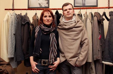 Презентация бренда TARAKANOVA в Русской улице