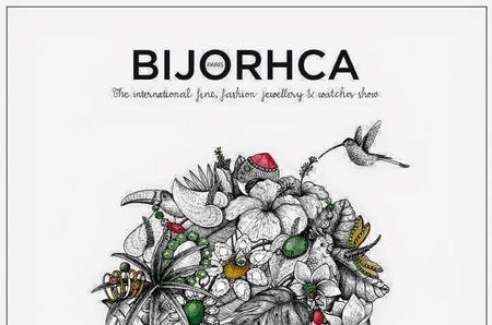 Обзор марок и коллекций с выставки BIJORHCA PARIS