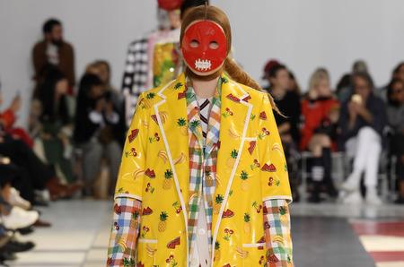 Неделя моды в Париже: Thom Browne. Весна, 2019