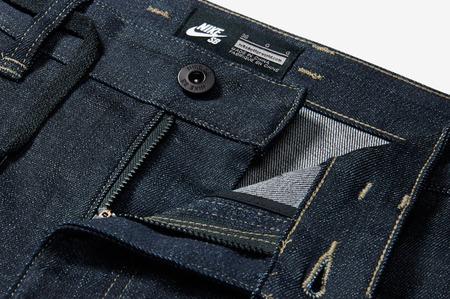 Nike дебютирует со спортивными джинсами