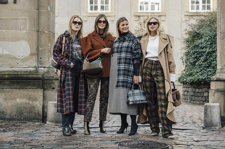 Стритстайл: Неделя моды в Копенгагене