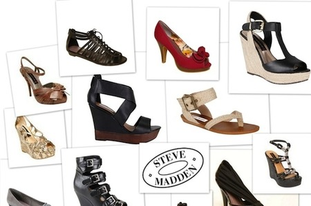 Обувь Steve Madden. Выбор недели