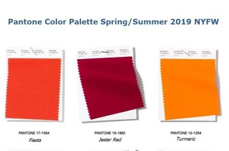 Игра цвета: модные оттенки нового сезона от PANTONE