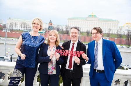 Модный юбилей: дизайнерский бренд Silver Cross отметил свое 140-летие на набережной Москвы-реки