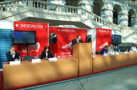 В рамках выставки SHOESACCESS прошел Всероссийский Форум обувщиков