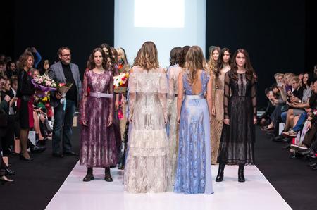 Итоги второго дня 37-го сезона Недели моды в Москве. Сделано в России
