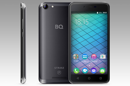 BQ представляет  новый смартфон BQ-5059 Strike Power с мощным аккумулятором 5000 mAh