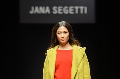 Коллекция FW 2014-15 марки JANA SEGETTI