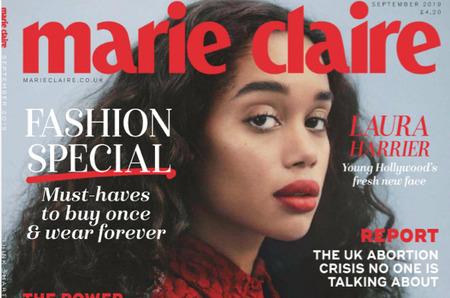 В Британии закрывается бумажная версия Marie Claire