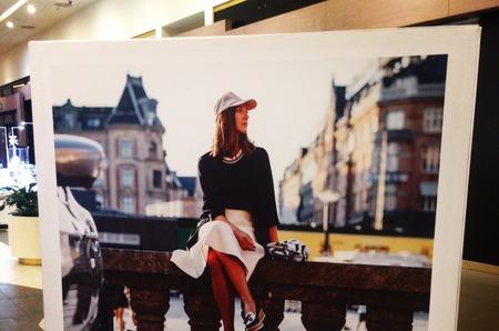 Выставка «FASHION CAPITALS. Люди модных столиц» в рамках модной недели Galeria Fashion Week 2014