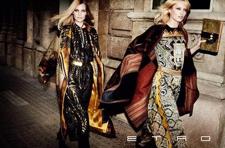 Дом Etro примет участие в Неделе моды в Милане