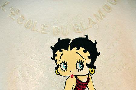 Встречаем весну в Betty Boop!