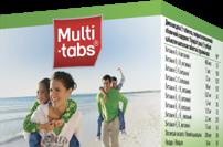 Мульти-табс® Классик Плюс — витамины и минеральные вещества для поддержания здоровья и энергии