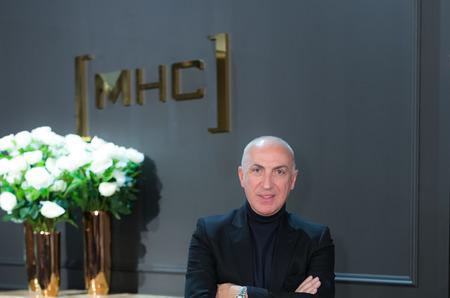 Самуэле Мацца презентовал коллекцию  Milano Home Concept