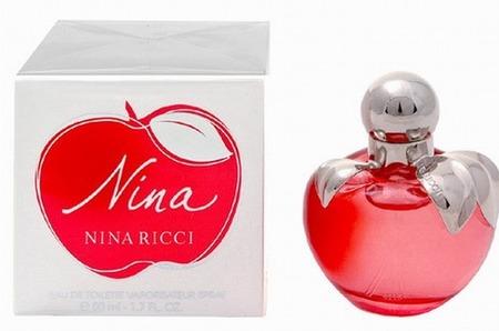 Твоя француженка Nina