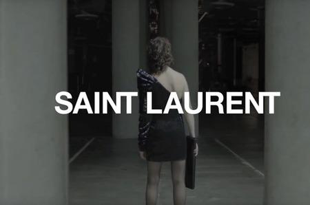Шарлотта Генсбур названа новым лицом Saint Laurent