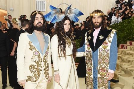 Лана Дель Рей и Джаред Лето стали лицами Gucci