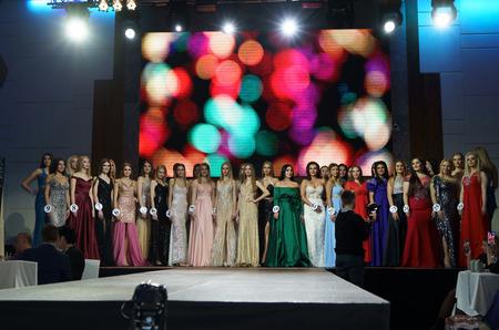 В Москве состоялся финал всероссийского конкурса «Топ Модель России 2018» и международного конкурса «Top Model PLUS 2018».