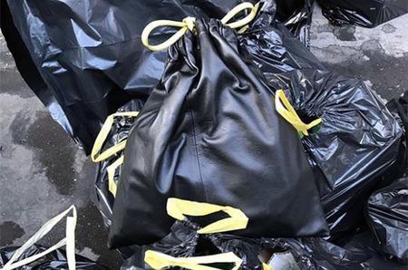 Мусорные мешки от 220 до 360 евро