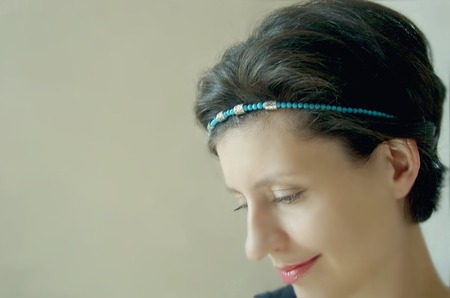 Летняя коллекция повязок для волос от JULIA SOLDATOVA