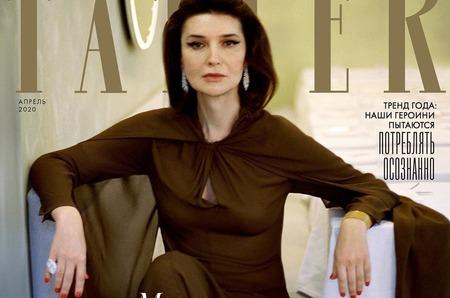 Российский Tatler впервые вышел с трансгендерной героиней на обложке