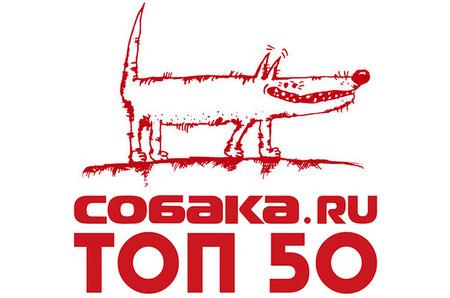 Продолжается голосование премии «Собака.ru ТОП 50. Самые знаменитые люди Петербурга»